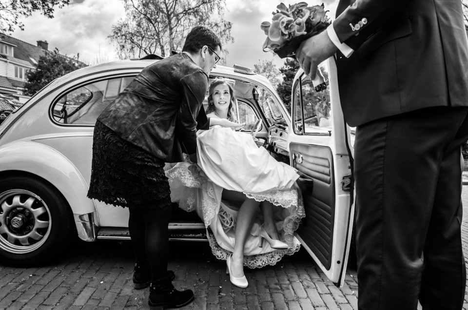 Bruidsfotografie Nijmegen | Tim en Sabine