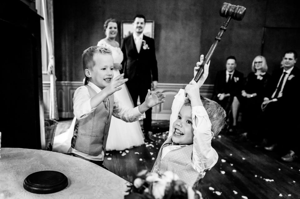 Bruidsfotografie Kasteel Wijenburg Echteld | Stef en Ria