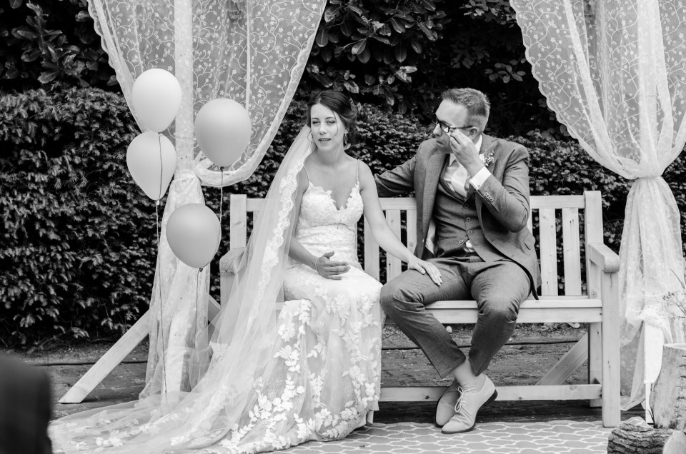 Bruidsfotografie Ermerstrand | Albert en Berdien